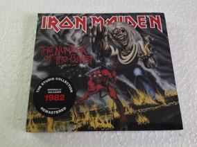 Iron Maiden - Number Of The Beast Digipak 2018
