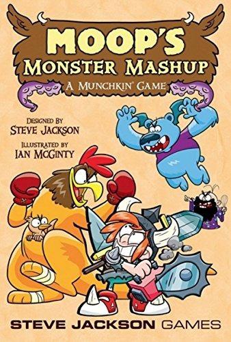 Munchkin: Moops Monster Mashup