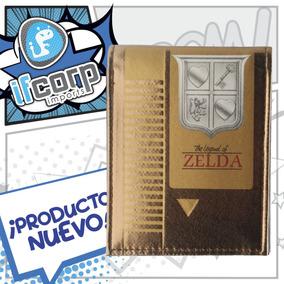 Cartera Billetera The Legend Of Zelda Gold Wallet