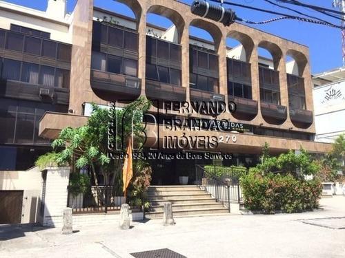Imagem 1 de 13 de Sala Comercial Em Rio De Janeiro - Barra Da Tijuca