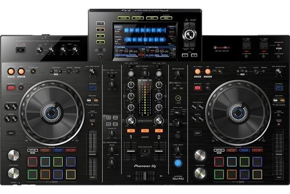 Controlador Dj - Pioneer Xdjrx2 - Rekordbox - Tienda Oficial