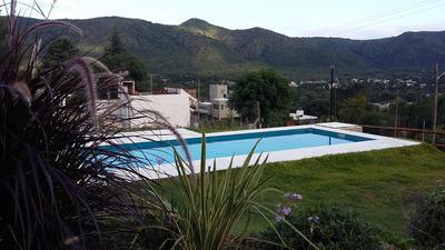 Carlos Paz. Casa En San Antonio De Arredondo. Con Pileta