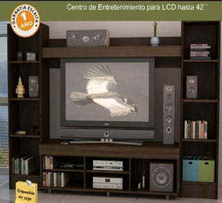 Modular 8002 Rack Para Tv Lcd Led 32 42 50 55 Kromo-s
