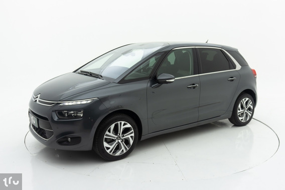 Citroën C4 Picasso 1.6 Intensive 16v Turbo Gasolina 4p
