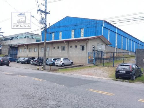 Galpão/pavilhão A Venda No Bairro Jd Fazenda Rincão Em - 3090-1