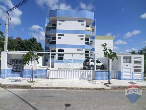 Apartamento Com 2 Dormitórios À Venda, 78 M² Por R$ 240.000,00 - Fluminense - São Pedro Da Aldeia/rj - Ap0429