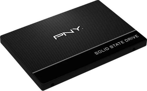 Ssd 480gb Sata 3 2,5 Pny - Ssd7cs900-480-rb 10x Mais Rapido Que Um Hd Convencional P/ Pc E Notebook