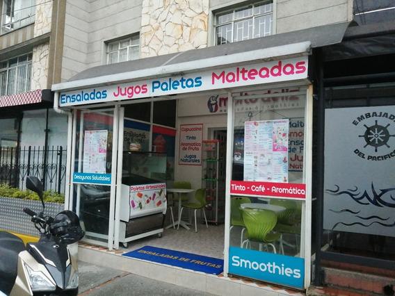 Se Vende Negocio Acreditado Ensaladas De Frutas Y Heladeria
