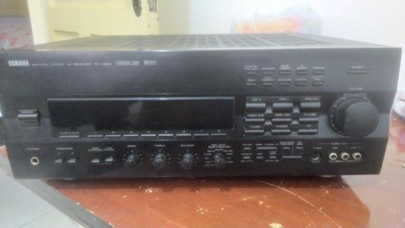 Receiver Yamaha Rx-v992 - Leia O Anúncio (não Liga)