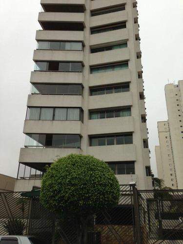 Imagem 1 de 27 de Apartamento Com 3 Dormitórios À Venda, 188 M² Por R$ 700.000,00 - Mooca - São Paulo/sp - Ap0336