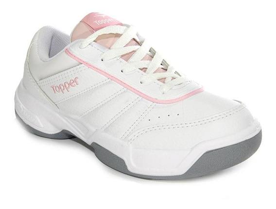 Zapatillas Tenis Topper Lady Tie Break Iii Mujer