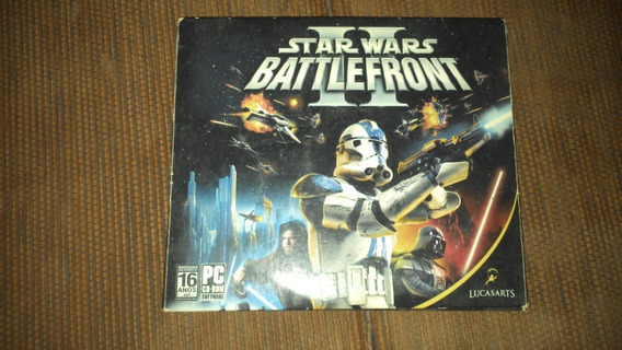 Game Star Wars - Batlefront- Ii (pc)