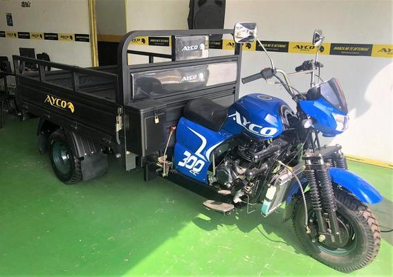 Motocarro Ayco 300