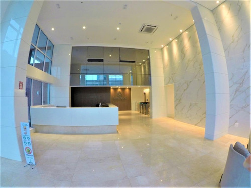 Sala Para Alugar, 40 M² Por R$ 2.200,00/mês - Boqueirão - Praia Grande/sp - Sa0033