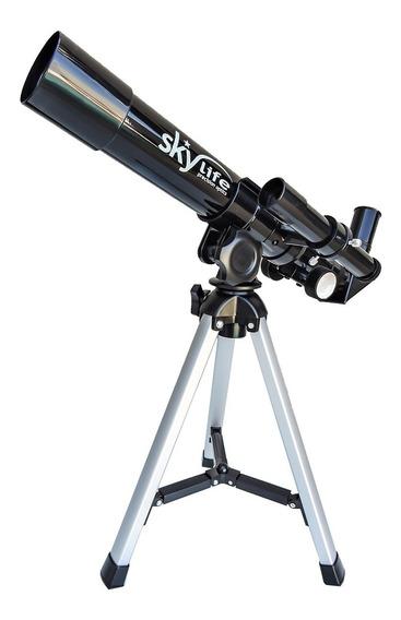 Telescópio Astronômico 40mm Novice 32x ( Padrão Skywatcher)