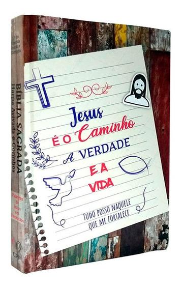 Bíblia Jovem O Caminho - Estilo Jesuscopy
