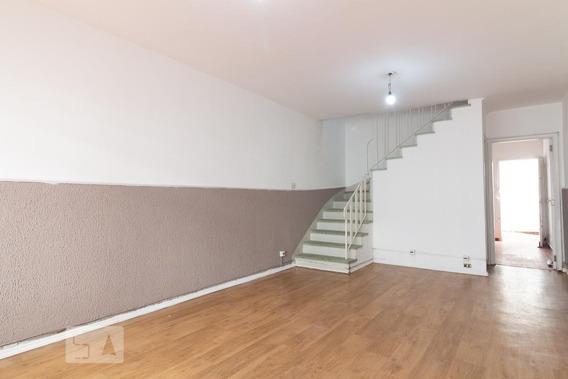 Casa Para Aluguel - Brooklin, 2 Quartos, 120 - 893013703