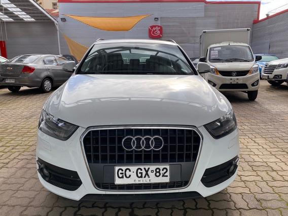Audi Q3 2014 2.0 Mantenciones Al Dia Financiamiento Gcgx82