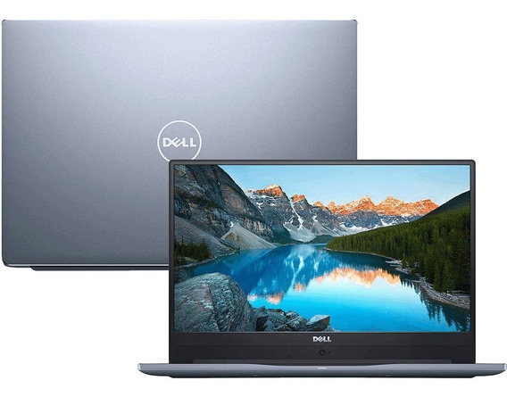 Notebook Dell Ultrafino I15-7572-a30c 16gb 1tb 128gb 15,6