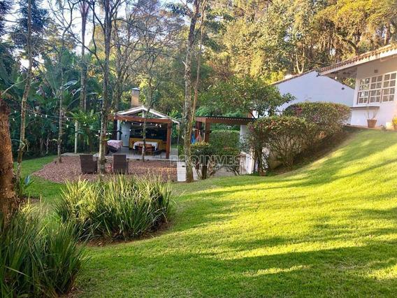 Casa Com 3 Dormitórios À Venda, 200 M² Por R$ 1.590.000 - Granja Viana - Carapicuíba/sp - Ca17208