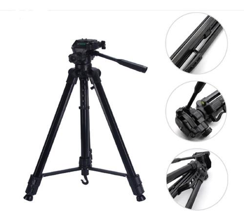 Trípode Profesional Panoramico Videocámara 172 Cm