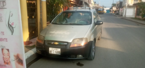 Chevrolet Aveoactivo Aveo Activo 2008 Sedan Deportibo