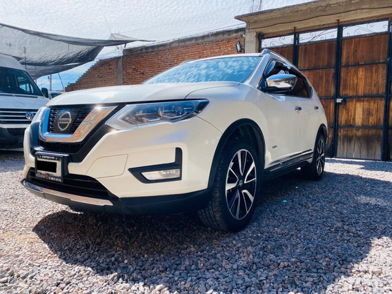 Xtrail Hibrida Nissan 2018 Urge Vender Este Mes, No Cambios
