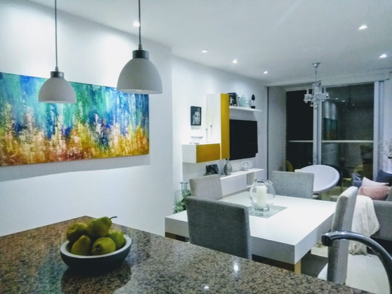 Apartamento En Venta Villa Santos 930-48