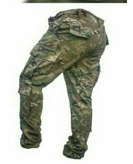 Pantalon Cargo Multicam Uca