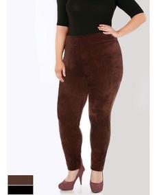 Combo 2 Calças Legging Plus Size G1 G2 Roupas Femininas