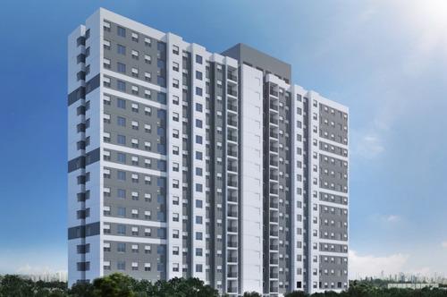 Apartamento Residencial Para Venda, Santo Amaro, São Paulo - Ap8337. - Ap8337-inc