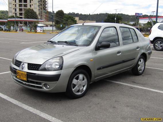 Renault Symbol Expression Mt 1400cc Aa Fe