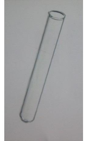 Tubo Ensayo Vidrio Fondo Redondo 16 X 150 Mm - 1496131 - Cit