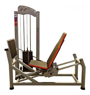 Leg Press 180 Graus Master Line 4 Polegadas Aparelho Ginast