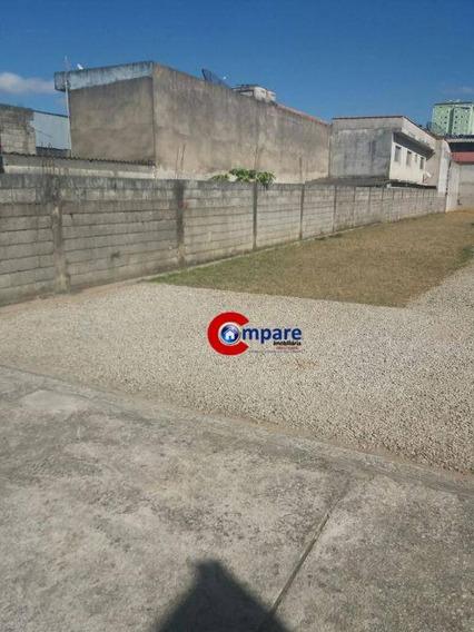 Terreno Residencial À Venda, Cidade Soberana, Guarulhos - Te0174. - Te0174
