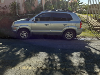 Hyundai Tucson V6 Full Extras. 4x4