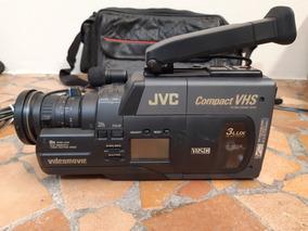 Filmadora Jvc Vhs C Gr 65u Videomovie Leia A Descrição