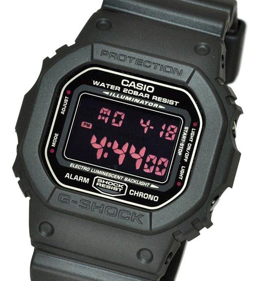 Relógio Casio G-shock Dw 5600 Ms