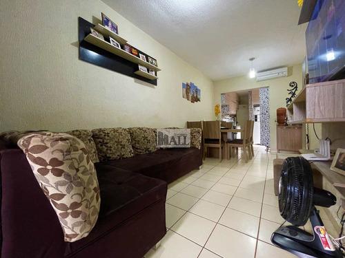 Casa À Venda Condomínio Parque Da Liberdade Iv Com 3 Quartos - V8154