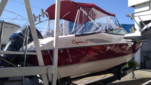 Cobra Cayman 23 Yamaha 200 Hp 4t Poddium Nautica