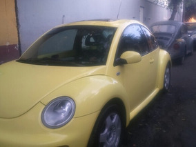 Volkswagen Beetle 2.0 Glx Sport Turbo Piel Qc At 2001