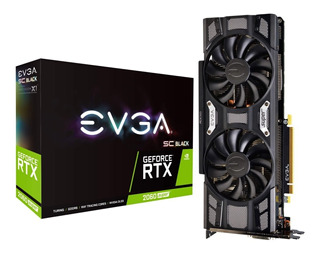 Tarjeta De Vídeo Evga Geforce Rtx 2060 Super Ultragaming 8gb