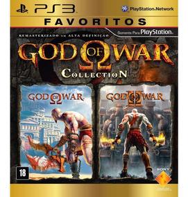 God Of War Collection 1 E 2 Ps3 Midia Digital Psn Envio Ja