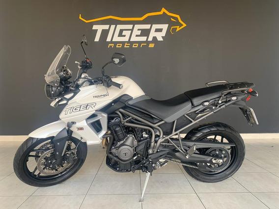 Triumph Tiger 800 Xr 2019 - 4.000km