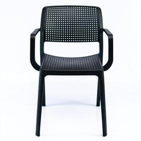 Cadeira Pc511f Planeta Casa - Preto