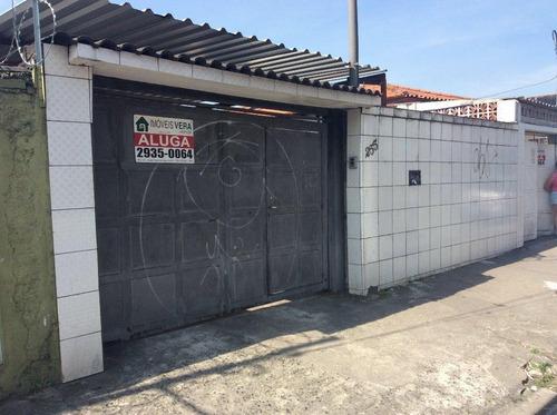 Imagem 1 de 30 de Casa Com 2 Dormitórios Sendo 2 Suítes Com Edícula Para Alugar, 130 M² Por R$ 2.600/mês - Jardim Ana Maria - São Paulo/sp. Consulte-nos! - Ca0278