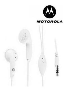 Fone De Ouvido Motorola G2 G3 G4 G5 E G6 Plus Moto X Z