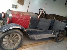 Ford T 1926 - Con Papeles - A Restaurar