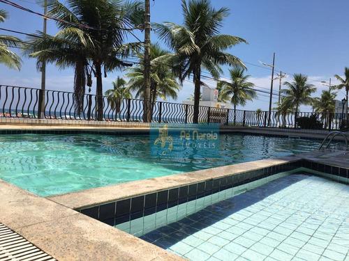 Imagem 1 de 30 de Apartamento Com 3 Dormitórios À Venda, 118 M² Por R$ 600.000 - Vila Tupi - Praia Grande/sp - Ap0748