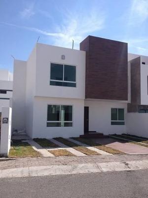 Preciosa Residencia En La Condesa Juriquilla, 4ta Rec En Pb